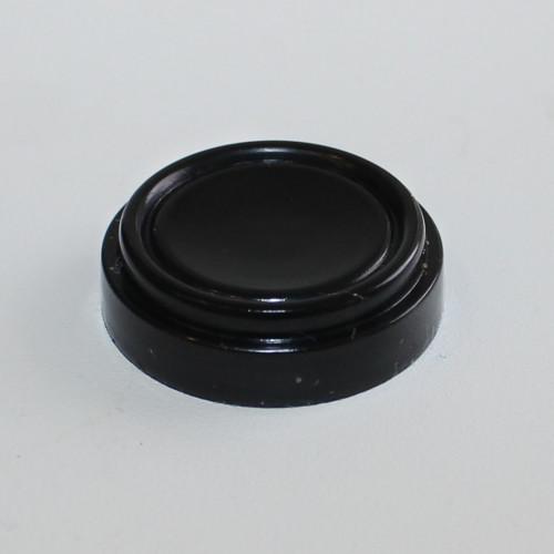 Шашка черная